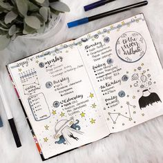 Oh my gosh this is adorable @lafondari check out her feed for more beautiful posts #notebooktherapy