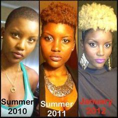 hair journey