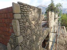 Gömme Derzli Taş Ev (3) - Doğal taşlar, doğal taş evler ve doğal taş ocakları