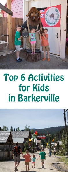 Have you thought of visiting Barkerville, BC? It's a National Historic Site and a great place to visit in northern BC. Travel With Kids, Family Travel, Places To Travel, Places To Visit, Williams Lake, City North, Canadian Travel, Packing Tips For Travel, Historical Sites