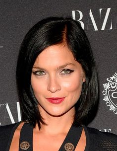 Shoulder-Length Hairstyles Inspired from Celebs  #ShoulderLengthHairstyles