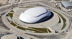 Ice Dome Bolshoy / SIC Mostovik