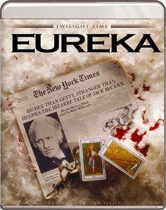 Eureka - Blu-Ray (Twilight Time Ltd. Region A) Release Date: May 10, 2016 (Screen Archives Entertainment U.S.)