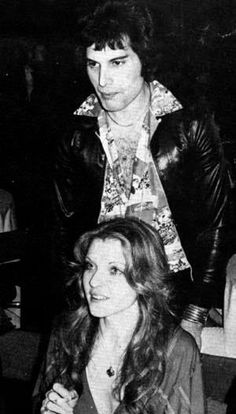 """""""Frankly, Mary Austin has to be one of my favorite people. She gave up so much of her own life to stay with Freddie only as a friend and """"mental"""" lover. She really never had any successful relationships of her own, (neither did he for that matter). He wanted so much to be able to love her and her totally, but he just couldn't. She loved him the only way she could and did so till the day he died. Of course, he loved her the same way. Tragic and beautiful all at the same time."""""""