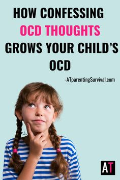 Does your child use confessions as an OCD coping mechanism? Confessing can be an OCD compulsion and can grow your child's OCD. This can happen even if your child has CBT (cognitive behavioral therapy) and ERT (exposure response therapy). Here is what to do about confessions. Ocd In Children, Anxiety In Children, Adhd Kids, Ocd Thoughts, Youtube Videos For Kids, How To Calm Anxiety, Mental Health Resources