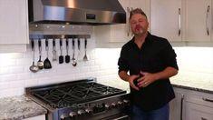 Fulgor Milano Sofia range explained by Chef Collins Bottom Freezer Refrigerator, Oven Range, Stove, Kitchen Appliances, Diy Kitchen Appliances, Home Appliances, Range, Kitchen Gadgets, Hearth Pad
