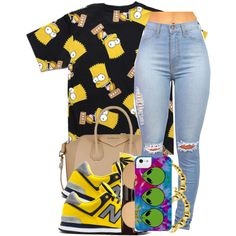 A fashion look from August 2014 featuring HUF socks and Givenchy tote bags. Browse and shop related looks.
