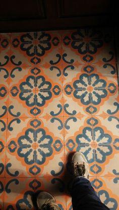 Mosaic tiles (Cartegena)