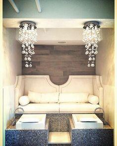 #Spaideas #PedicureStation #Seats #Lamps