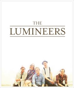 The Lumineers saw them Friday such a good concert.
