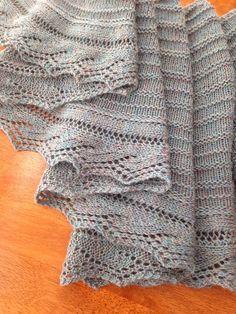 Ravelry: Shoreline pattern by Sherri Matteo