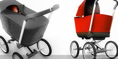 Worrell Redesigns the Classic Stroller