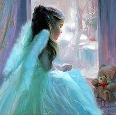 Christmas Angel - Vladimir Volegov (Russian)