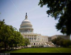 Capitol Building Washington DC. © RubberBall / Alamy