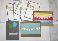 We're loving these cards made with our new photopolymer set!