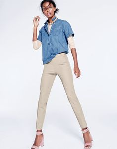Wicked 50+ Cropped Denim for Women https://fazhion.co/2017/06/22/50-cropped-denim-women/ For you to earn an excellent impression on people, you must be presentable and you have to dress stylishly. A bit of attitude won't ever harm you.