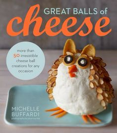 Great Balls of Cheese | Cookbook Of The Day