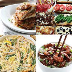 20 Quick Fix Dinners