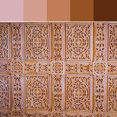《Decorative Door Palette》
