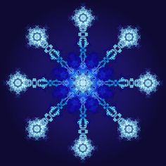 snow flake caleidoscope koztar Art Print by KoZtar Rorschach Test, Snow Flake, Cg Art, Fractals, Concept Art, Ceiling Lights, Art Prints, Stretched Canvas, Illustration