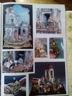 Articolo pubblicato da una rivista Spagnola sull' Arte in Miniatura. Ringrazio Lupe Soto per avermi informato sulla pubblicazione e per l'invio delle rispettive immagini. #SalvatoreAnastasioSpagna #AnnaBisognoPastori