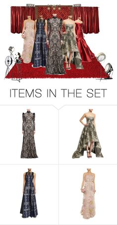 """""""Ramp walk ✨"""" by mmsbeg ❤ liked on Polyvore featuring art"""