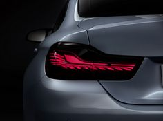 BMW M4 Concept Iconic Lights - http://bit.ly/1AqkSEF