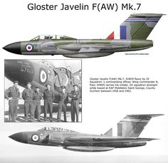 Gloster Javelin Mk7