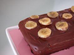 Bananen-Brownie-Kuchen für zwischendurch