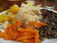 Healthy Macrobiotic Food at La...  http://getoverdepression.org