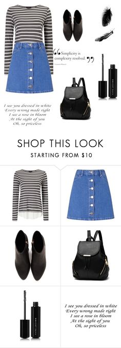 """""""Untitled #35"""" by lilacgrace2 ❤ liked on Polyvore featuring Phase Eight, Miss Selfridge, Alexander Wang and Marc Jacobs"""