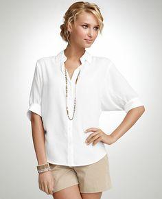 Featherweight Twill Shirt
