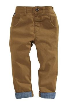 Buy Contrast Trim Chinos (3mths-6yrs) from the Next UK online shop