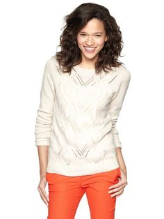 Gap | Cable sweater