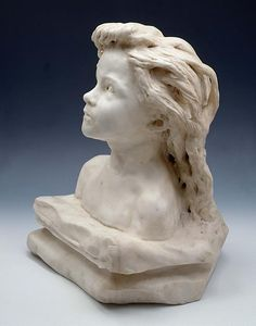 La petite de l'Islette ou Petite folle ou L'Inspirée ou Contemplation ou Portrait d'une petite châtelaine (1892-1896)