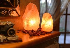 Salt Lamp Anxiety Cool Here's How Salt Lamps Are Helping People With Anxiety  People 2018