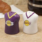 Los Angeles Lakers Salt & Pepper Shakers