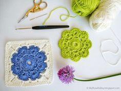 Maybelle Square Crochet Pattern, thanks so for share xox