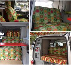 VW Bus Slipcover