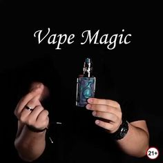 Wanna try some vape magic? Vape Memes, The Beginning Of Everything, Vape Coils, Vape Accessories, Flask, How Are You Feeling, In This Moment, Vaping, Art Drawings