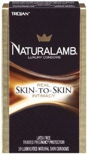 Naturalamb Condom Lubricated, 10 Count  for more Detail visit our website: http://premiumhealthproducts.com/