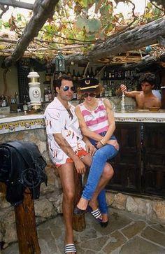 1987 Ibiza anniversary - Freddie Mercury Photo (31468508) - Fanpop