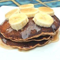 Banana Pancakes - Gluten Free Recipe
