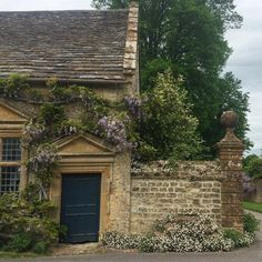 The stables, Mapperton