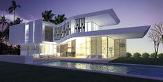 Modern Villa #house #architecture