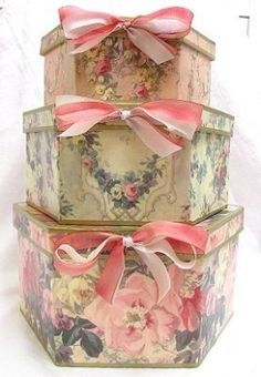 rose nesting boxes