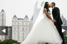 """@essencemag featured photos by Nadia D Photography in this """"Bridal Bliss"""" article about college sweethearts"""