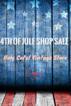 True vintage clothing, accessories and jewelry by HolyCatsVintage 90s Era, Red White Blue, Independence Day, Etsy Store, Holi, 4th Of July, Outfit Of The Day, Vintage Outfits, Etsy Seller