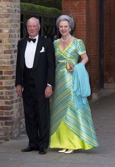 Richard, 6th Prince of Sayn-Wittgenstein-Berleburg and Princess Benedikte of Denmark, Princess of Sayn-Wittgenstein-Berleburg