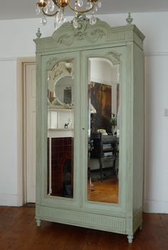 Dazzle Vintage Furniture: French Armoires